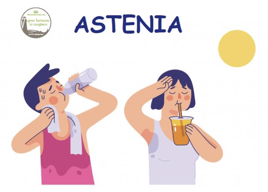 Astenia e stanchezza